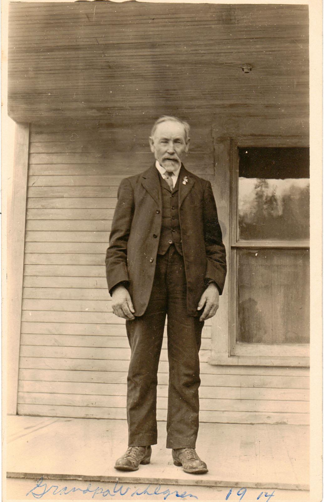 Grandpa Wahlgren